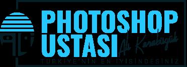 Photoshop Uzmanı Ali Karabüyük Logosu