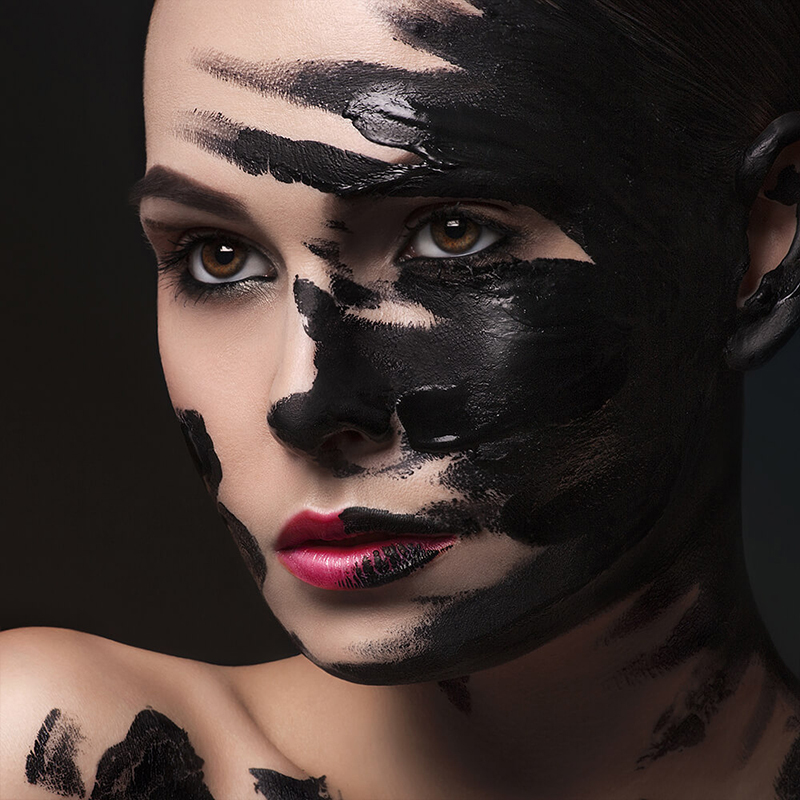 Photoshop retouch işlemleri