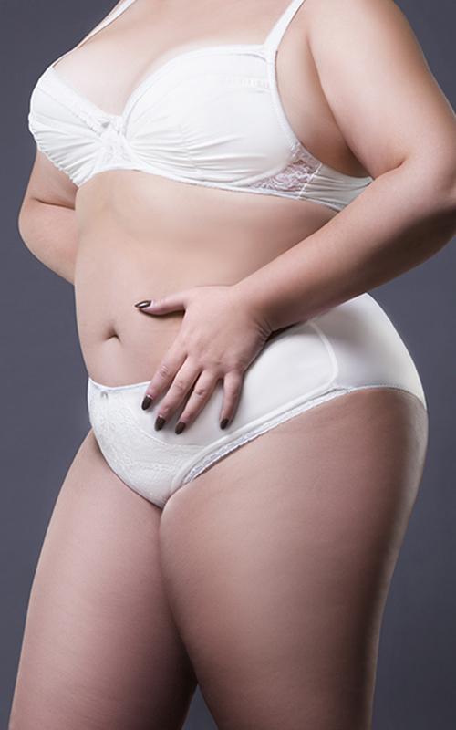 Photoshop ile vücut yağlarına reouch yapmak